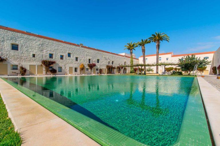piscina convento das bernardas em tavira