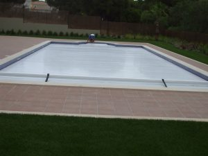 pool covers installation