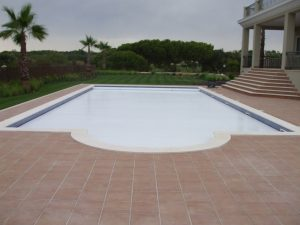 eletric pool cover systems