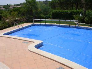 coberturas para piscinas privadas