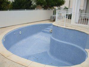 requalificação de piscinas